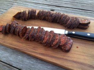 Making your own Bacon, Salami & Chorizo Workshop