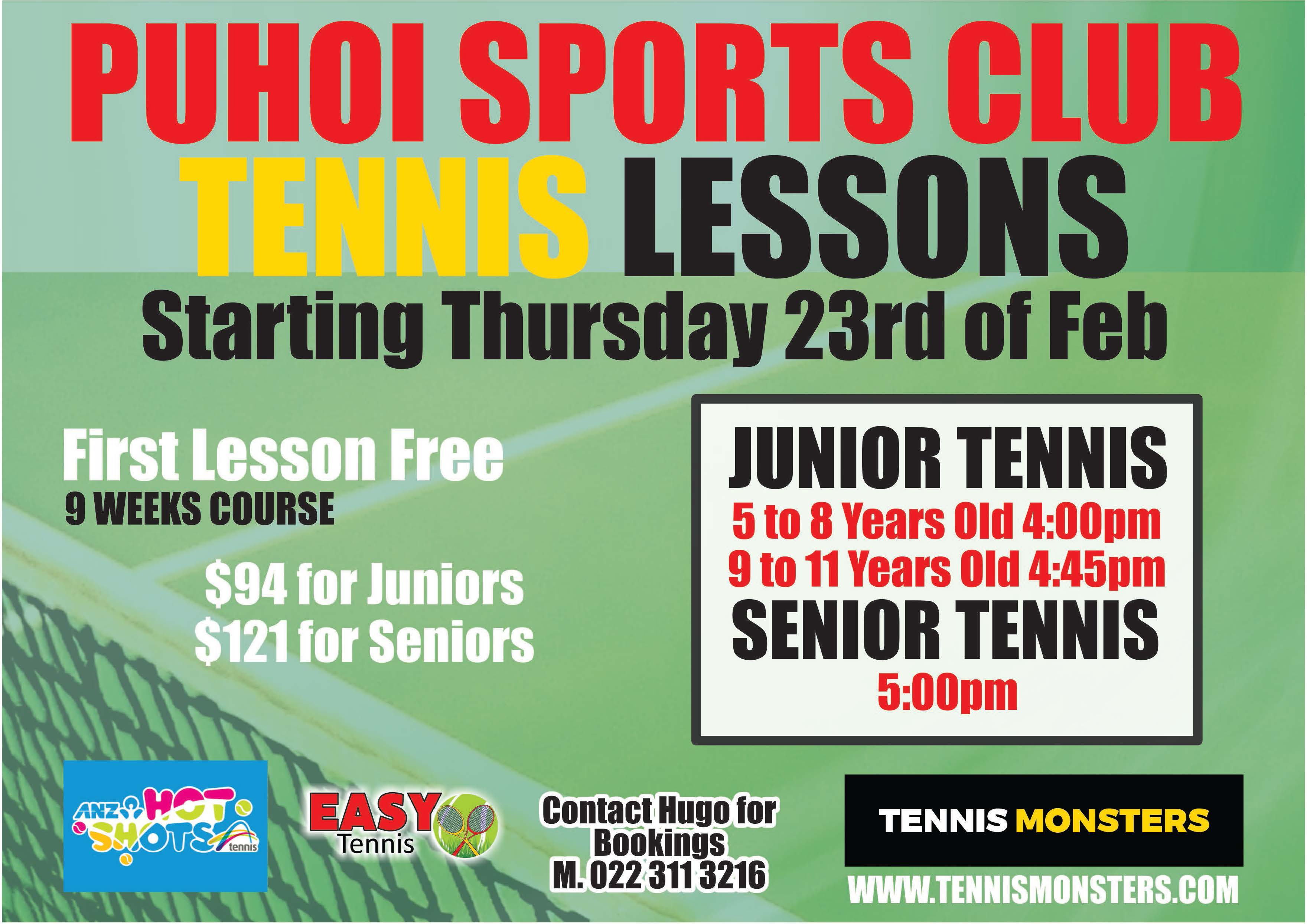 2017-term-1-tennislessons