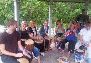Rhythm at the Puhoi Rotunda @ Puhoi Band Rotunda
