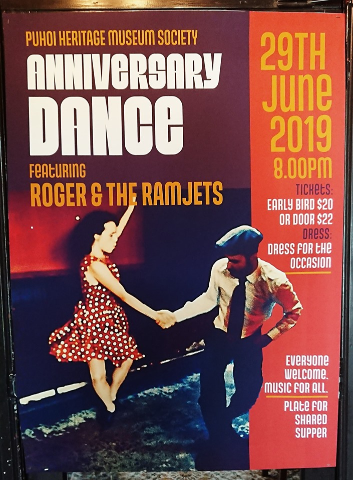 Anniversary Dance @ Puhoi Hall