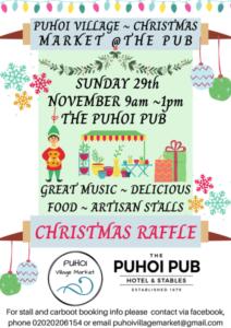 Puhoi Christmas Market @ puhoi pub